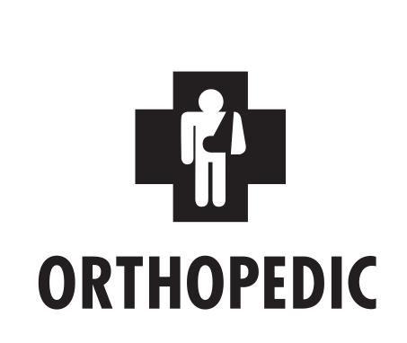 Logo Orthopedic DEF White